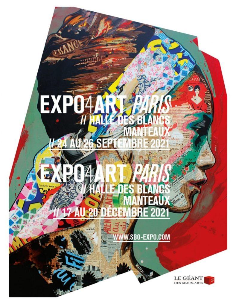 Prochaine expo du 24 au 26 septembre 2021, et du 17 au 20 décembre 2021